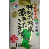 無農薬無化学肥料栽培米 胚芽米5kg