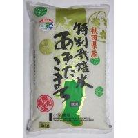 無農薬無化学肥料栽培米 白米5kg